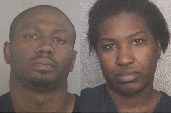 Andre Barbary and Tamika Jasper-Barbary were both found guilty of being involved in a drug-trafficking conspiracy.