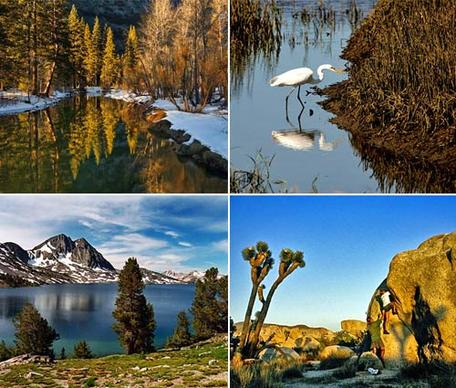 "By Hugo Martín<br> <br> Coming up with a list of California's ultimate parks and wild places is like being asked to choose your favorite family member. Each one is special in his own way, even that annoying brother who still owes you $100. How can you pick?<br> <br> With so many criteria to choose from, I settled on an unscientific measure I call the ""wow factor."" On my assignments covering the outdoors, here are places that stopped me in my tracks, left me dumbfounded and had me fumbling for my camera. I have visited only a tiny fraction of the nation's third-largest state, so I'm sure I missed many other ""wow"" places. Send your nominees to <i><a href=""mailto:tellus@latimes.com"">tellus@latimes.com</a></i>."