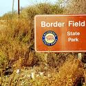 California/Mexico border