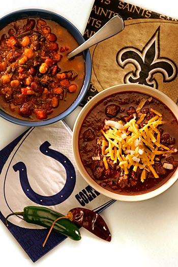 Chili is a wonderfully simple, no-fuss dish.