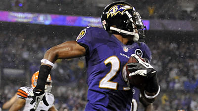 Cary Williams' interception return key in Ravens' 23-16 win ove…