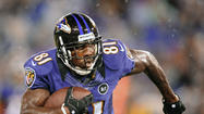 Ravens' Boldin makes big statement in second half