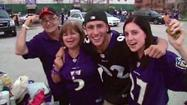 VIDEO Ravens fans glad refs are back