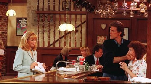 "One of the most popular sitcoms of the '80s, ""Cheers"" saw its last call come in 1993 after 11 years. Known as much for the surrounding hype (which included a ""pre-game show"" hosted by Bob Costas) as the finale itself, the episode featured a return of Sam Malone's (Ted Danson) long time love interest, Diane Chambers (Shelley Long)."