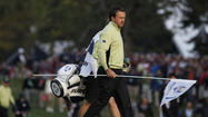 Wayward driving marks start of boisterous Ryder Cup