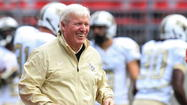 UCF coach George O'Leary didn't shy away from calling Saturday's showdown against Missouri a big opportunity for the Knights.