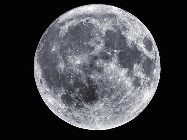 Saturday's full moon is known as the Full Harvest Moon, as the closest to the autumnal equinox.