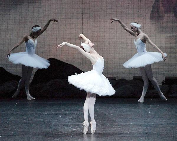 The Mariinsky Ballet comes to the Segerstrom Center for the Arts.