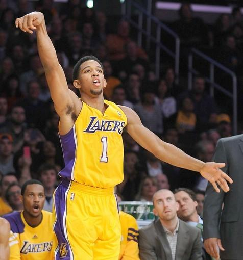 Lakers rookie point guard Darius Morris could compete for more playing time during Steve Blake's injury.