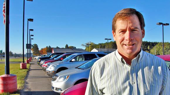 Tom Wagar, owner of Wagar Motor Sales, said he believes the economy in Michigan would have been devastated if the federal government wouldn't have stepped in with a safety net to save the auto industry.