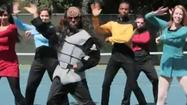 KLINGON STYLE Parodies PSY in the Star Trek Universe