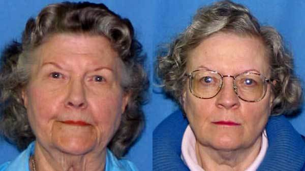 Gladys G. Laxman, left, and her daughter, Bonnie L. Bailey, were found dead in their McCook home.