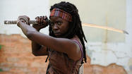 'The Walking Dead' Season 3 cast, character portraits &