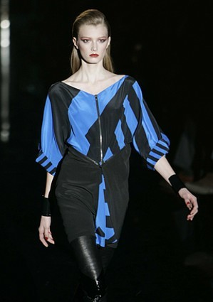 80s fashions make a comeback at Milan Fashion Week -