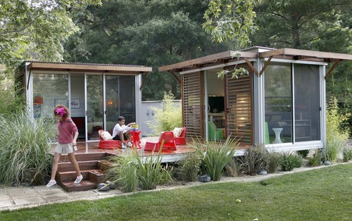 Oh get a room the beauty of mini prefab buildings LA Times