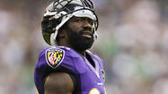 Safety <strong>Ed Reed</strong> was fined $21,000 for his hit on New England Patriots wide receiver <strong>Deion Branch</strong> in the third quarter of the Ravens' 31-30 victory last Sunday night at M&T Bank Stadium.