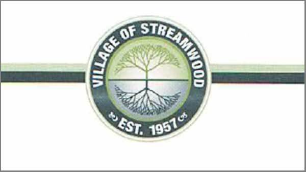 Logo of the village of Streamwood