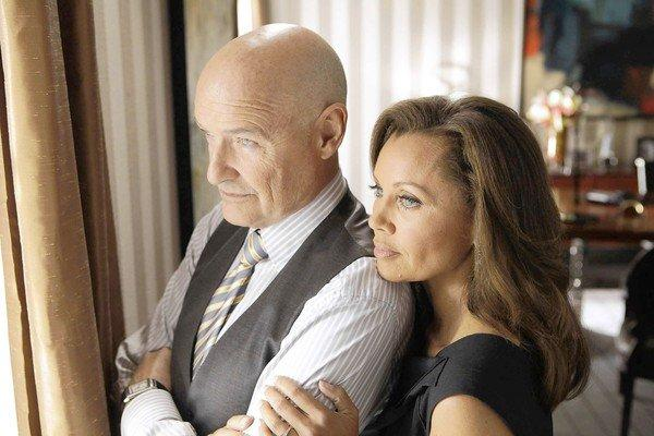 "Terry O'Quinn and Vanessa Williams star in ""666 Park Avenue."""