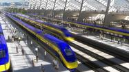 Gov. Jerry Brownhas signed a bill that requires state high-speed rail officials to disclose their financial investments and eliminates a loophole that created potential conflicts of interest for the project's board members.