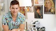 Brent Leonesio of West Hollywood became a <em>perfumisto</em> at age 12 when his mother bought him a bottle of Hermes' Eau D'Orange Vert. He was astonished at how the perfumer had captured the scent of a real orange.