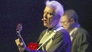 Former Talking Heads frontman David Byrne explores ideas about music and performance