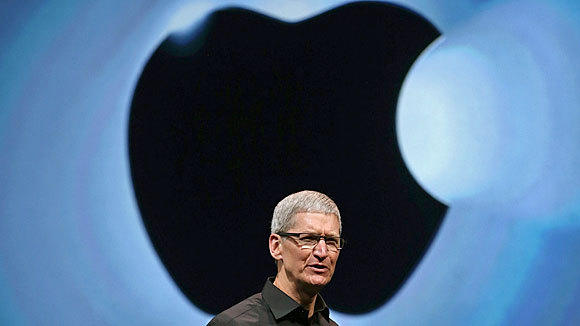 """""""We are extremely sorry for the frustration this has caused our customers and we are doing everything we can to make Maps better,"""" Chief Executive Tim Cook said."""