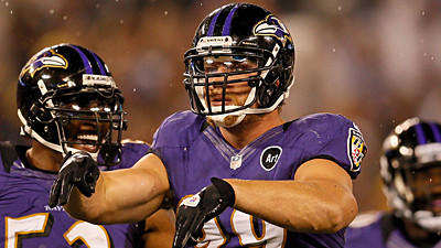 Ravens outside linebackers continue to improve