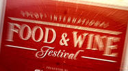 No se pierda las fotos del Food & Wine Festival 2012 en Epcot