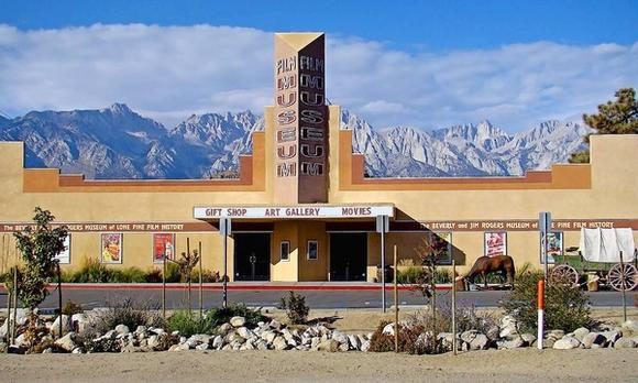 Lone Pine, Calif.: Weekend Escape