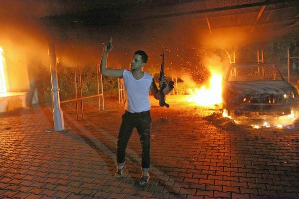 "The attack on the U.S. Consulate in Benghazi, Libya, this month was ""a deliberate and organized terrorist attack carried out by extremists"" linked to Al Qaeda, a U.S. intelligence spokesman said."