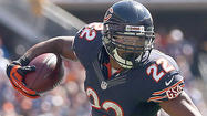 What should not be lost in the potential return of <strong>Matt Forte</strong> for Monday night's game in Arlington, Texas, is the contribution he brings the passing game.