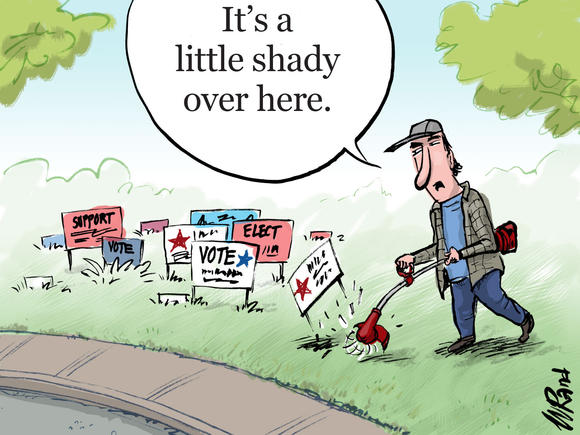 <b>Sept. 23, 2012 contest: Winning caption by Jon Wilson, Suffield</b>