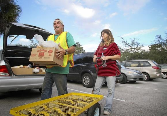 Photo: Second Harvest Food Bank