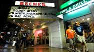 "Community and political leaders were quick to call last weekend's violence outside the <a href=""http://findlocal.baltimoresun.com/towson-area/bars-and-clubs/bars-clubs/recher-theatre-towson-club"">Recher Theatre</a> an isolated event. But as new development draws more people into Baltimore County's largest downtown area, many want to see more police and other resources directed toward the county seat."