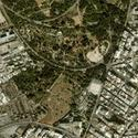 A satellite view of Tunis.