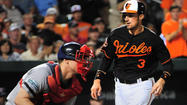 On the first anniversary of the Orioles' memorable Game 162 walk-off win over the Boston Red Sox, it was evident how much these teams have gone in opposite directions.
