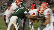 William Byrd welcomed Glenvar to Bob Patterson Stadium this week.  The Terriers were playing their final non-district game of the year before closing with five straight Blue Ridge District opponents. Vinton was also celebrating Homecoming tonight.