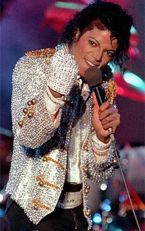 "<a class=""taxInlineTagLink"" id=""PECLB002548"" title=""Michael Jackson"" href=""/topic/entertainment/music/michael-jackson-PECLB002548.topic"">Michael Jackson</a> performs at Dodger Stadium in 1984."