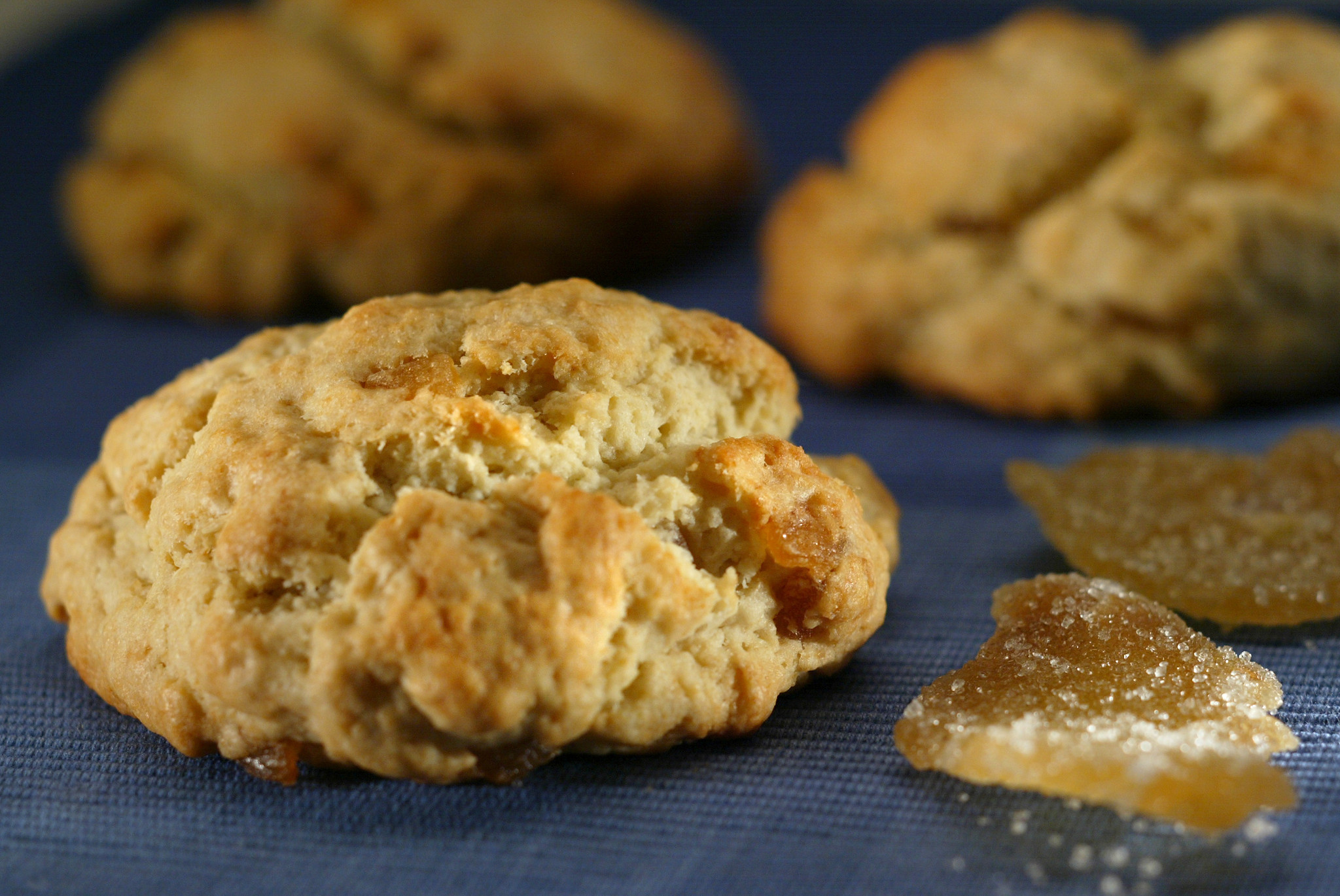 Photos: 97 great Thanksgiving recipes - Ginger scones