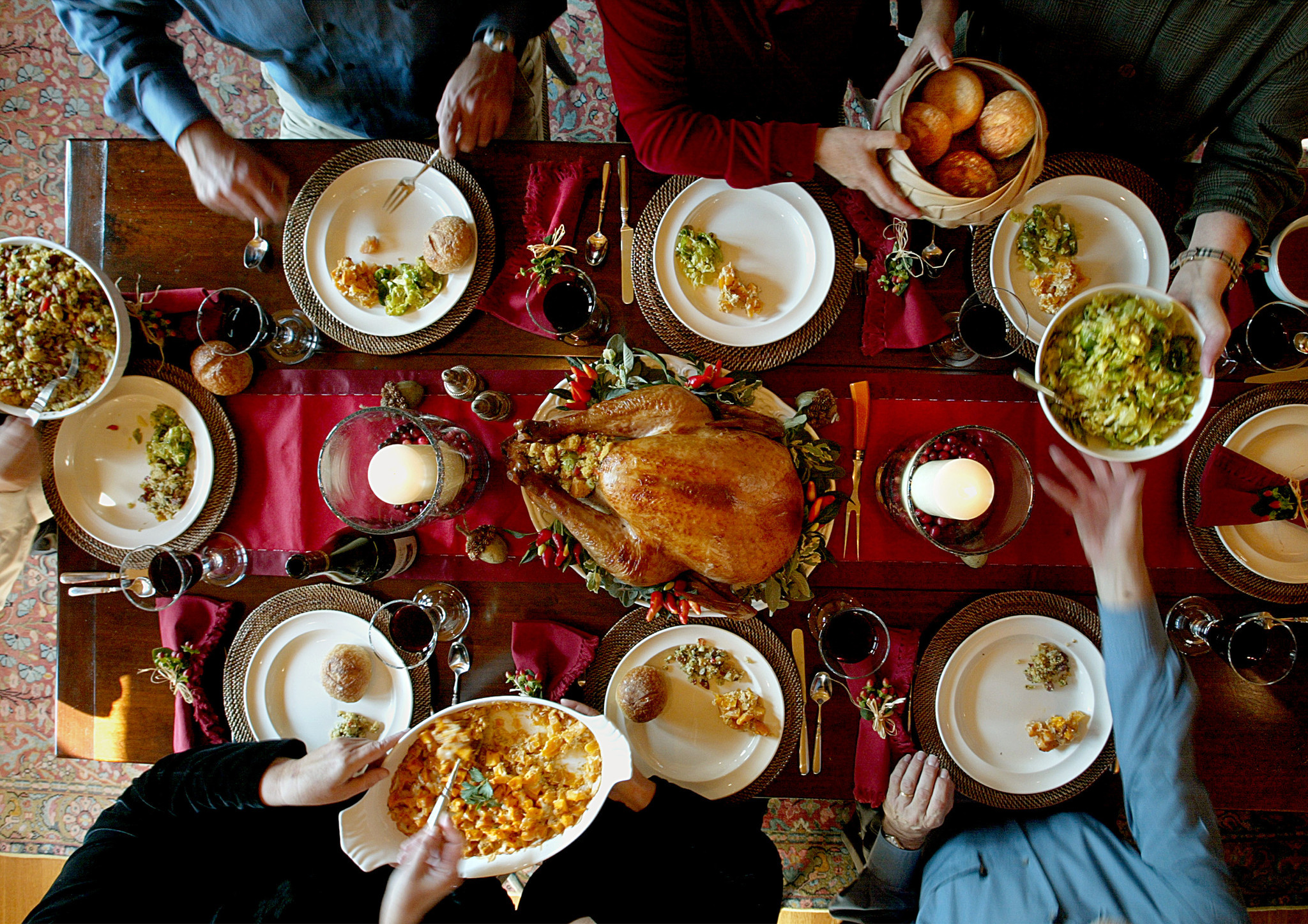 Photos: 97 great Thanksgiving recipes - A Thanksgiving to remember