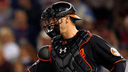 New dad Matt Wieters back with Orioles, batting cleanup