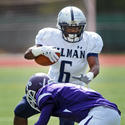 Gilman vs. Mount St. Joseph football