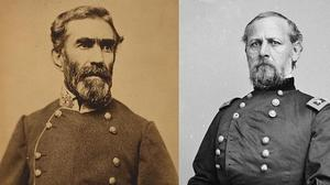 Bragg led the Confederate forces, while Buell led the Union troops