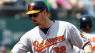 Orioles catcher Matt Wieters returns to team after different kind of extra innings