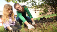Green Apple Day of Service at Talbott Springs Elementary [Pictures]