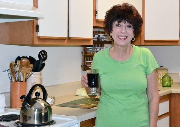 Mary Rose Johnston shares her tip on saving money on coffee.