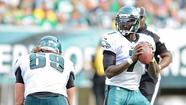 Eagles QB Vick coming to his senses?