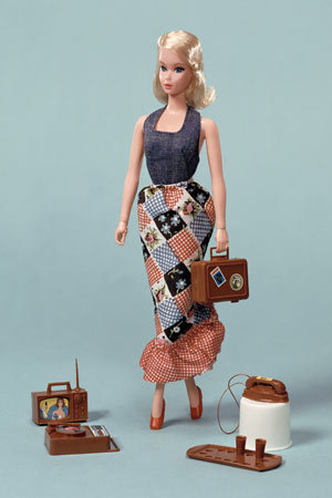 Barbie Fashion Through The Years La Times