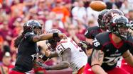 Stubborn as ever, Frank Beamer stressed the upside. An offense that finally showed a pulse. A freshman tailback who ran powerfully. A defense that held valiantly — until …
