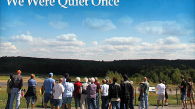 "A promotional image for ""We Were Quiet Once,"" a feature-length documentary by Somerset native Laura Beachy"